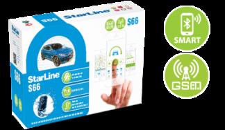 StarLine S66 BT GSM в Сочи